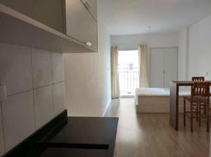 Kitnet com 1 quarto para alugar, 28 m² por r$ 850/mês