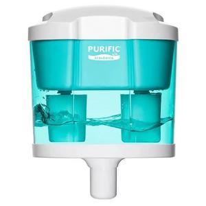 Filtro de água purific ecológico + kit hidráulico de