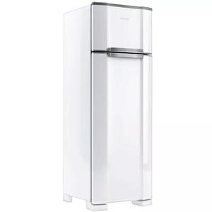 Geladeira / refrigerador esmaltec 276 litros 2 portas classe
