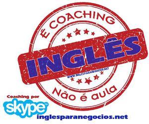 Inglês skype- in company- residência brusque