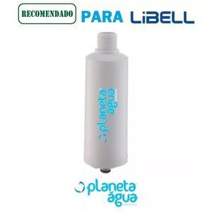 Refil filtro purificador água libell acqua flex acquaflex