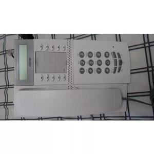 6 telefones - digitais aastra dialog 4222 ericsson