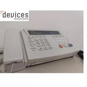 Aparelho de fax copiador brother personal fax 275