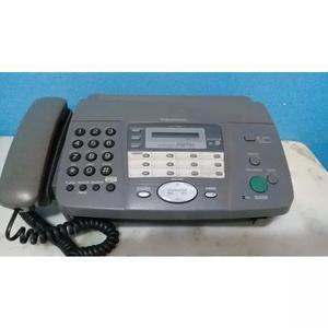 Aparelho de fax panasonic kx-ft908 funcionando