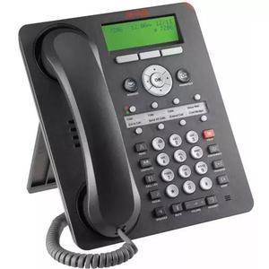 Aparelho ip avaya 1608 pabx ip office/communication manager
