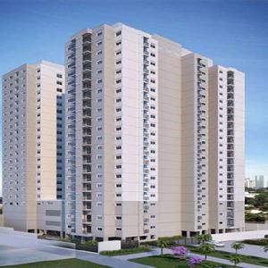 Apartamento com 2 quartos à venda, 48 m² por r$ 160.000