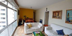 Apartamento com 3 quartos à venda, 105 m² por r$ 650.000
