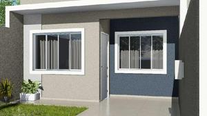 Casa com 2 quartos à venda, 64 m² por r$ 165.000