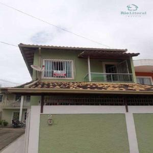 Casa com 2 quartos à venda, 90 m² por r$ 265.000