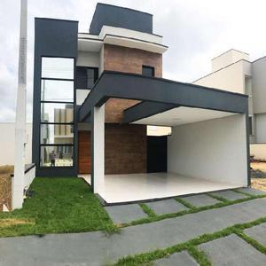 Casa de condomínio com 3 quartos à venda, 143 m² por r$