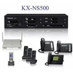 Central pabx hibrida ip panasonic ns 500 ip