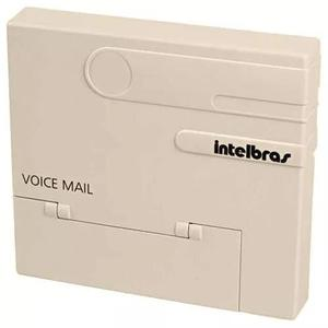 Correio de voz intelbrás vm 1800 (voice mail) *s
