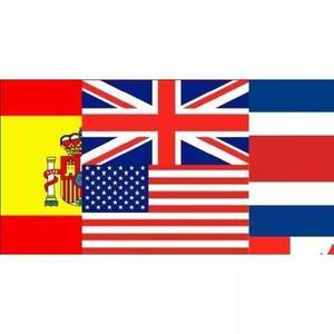 Cursos personalizados de inglês e espanhol. traduções.