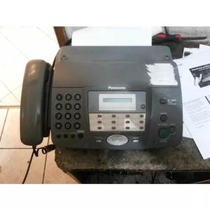 Fax panasonic kx ft 902 usado