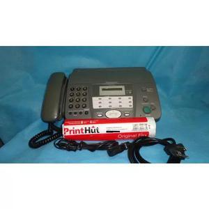 Fax panasonic kx-ft902br - funcionando