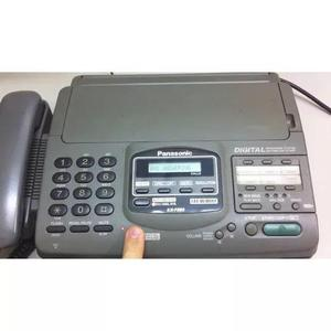 Fax panasonic kxf890 127volts