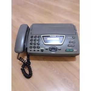 Fax simile panasonic