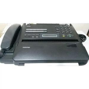 Fax telefone toshiba 5400