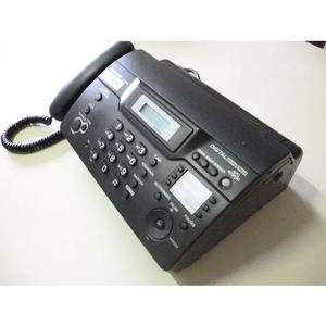 Fax térmico panasonic kx- ft 938- secretária-