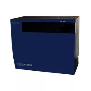 Gabinete de expansão de pabx híbrido panasonic kx-tda620br
