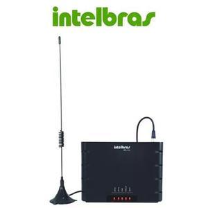 Interface celular gsm intelbras itc 4100 universal para pabx