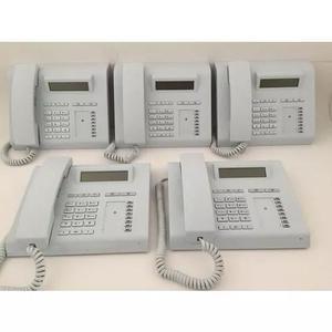 Kit c/5 telefones ip si