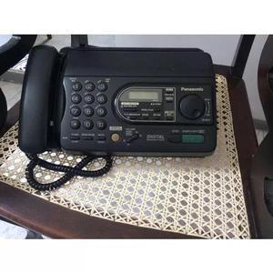 Telefone, fax e secretária eletrônica