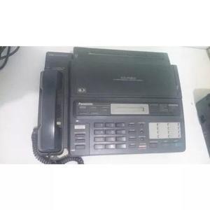 Telefone fax panasonic kx f130 (c/cabos)