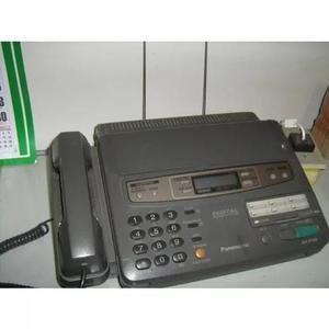 Telefone fax panasonic kxf 750 funcionando produto usado