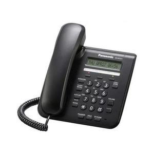 Telefone ip proprietário panasonic kx-nt511px-b