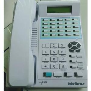 Telefone pabx intelbras t30i - nunca foi usado - garantia