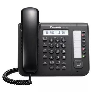 Telefone panasonic kx-dt521 kd digital preto incluso 4