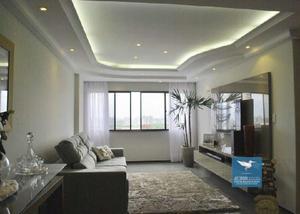 Apartamento com 3 quartos à venda, 140 m² por r$ 650.000