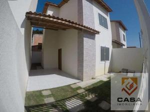 Casa com 2 quartos à venda, 65 m² por r$ 165.000