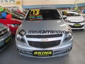 Chevrolet agile ltz 1.4 mpfi 8v flexpower 5p 2012/2013