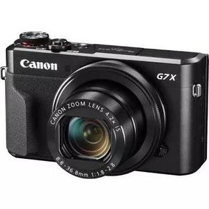 Câmera canon g7x mark ii 2 wi-fi vlog vlog c/ nota fiscal
