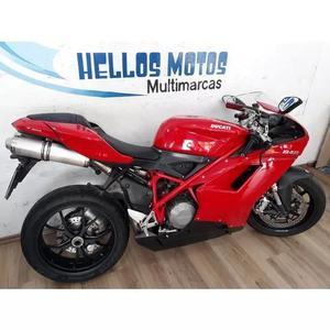 Ducati 848 aceito moto fin 36x aceito cartao 12x juros1.9% m