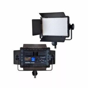 Led godox 500c profissional bi-color c/ fonte e nfe painel