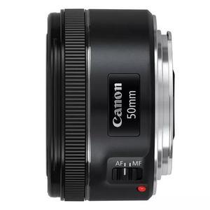 Lente canon ef 50mm f/1.8 stm garantia s