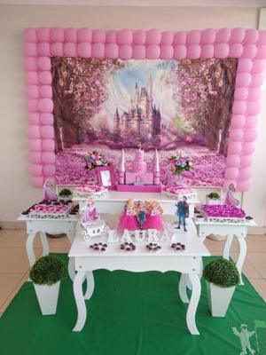 Locação kit decorativos festa infantil