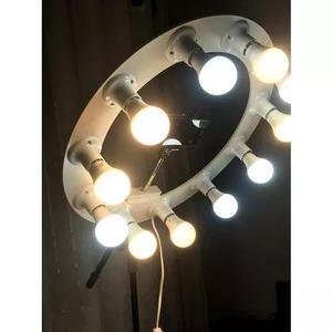 Ring light reclinavel completo mais brinde,exceto lampadas