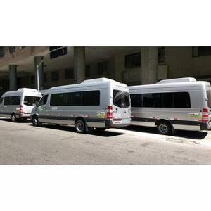 Aluguel de vans e carros executivo com motorista