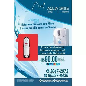 Aqua carioca - manutenção de aparelhos purificadores de