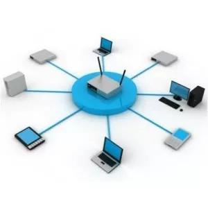 Auxílio/suporte técnico on-line redes domésticas 24/7 1