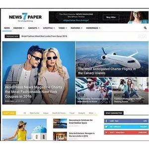 Criação de sites - portal de notícias