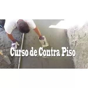 Curso para contra piso