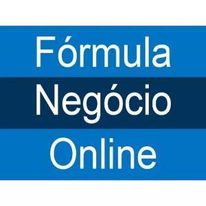 Curso;formula negocio online 3.0