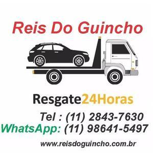 Guincho 24 horas sp