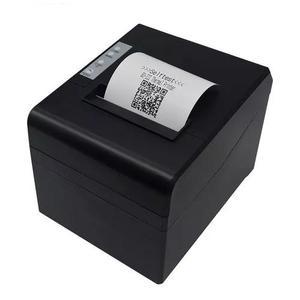 Impressora 80mm termica cupom guilhotina rede usb qr code
