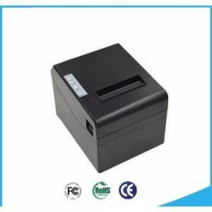 Impressora 80mm térmica de cupom com guilhotina usb com